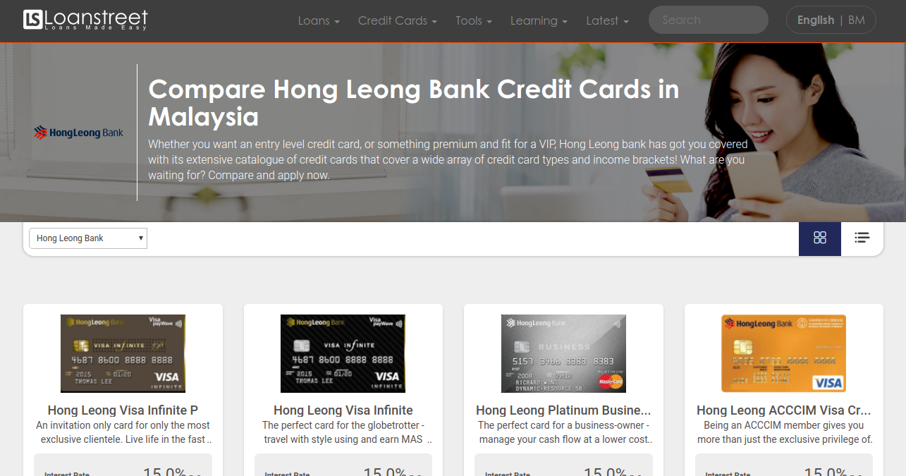Hong Leong Finance Car Loan Interest Rate