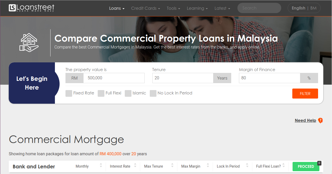 Best Commercial Property Mortgages 2019 - Apply Online