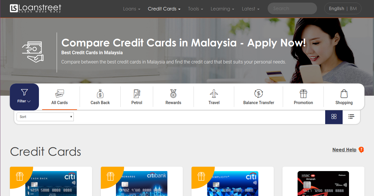 Best Credit Cards in Malaysia - The 2019 No-nonsense List!