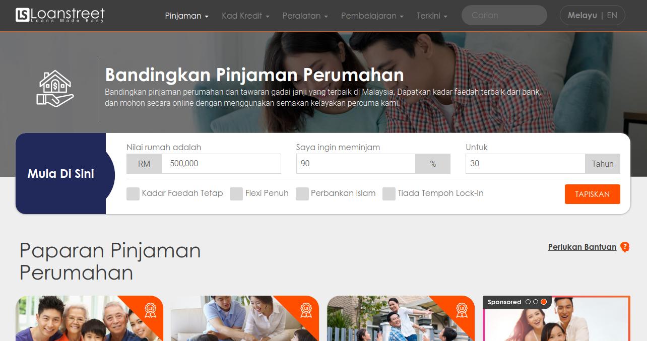 Pinjaman Perumahan Terbaik Di Malaysia 2020 Bandingkan