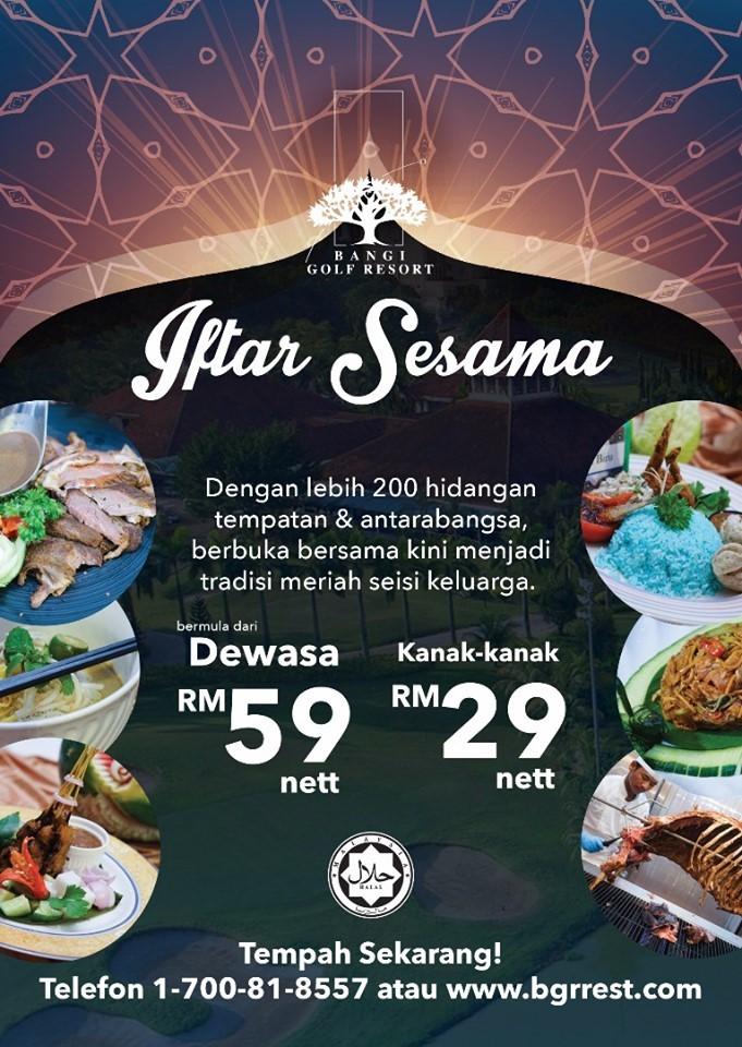 Nah Senarai Buffet Ramadan 2019 Bawah Rm60 Untuk Warga Lembah Klang