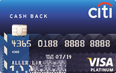Citi Cash Back Platinum