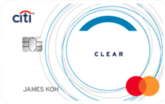 Citi Clear Card