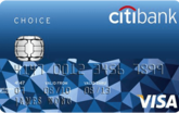 Citibank Choice Credit Card