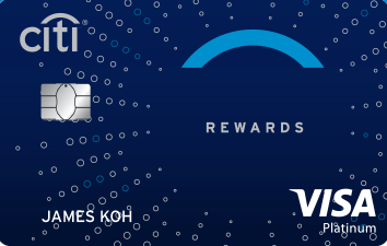 Citi Rewards Platinum Card