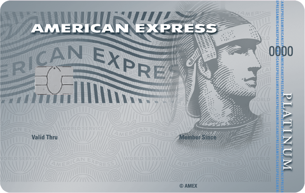 American Express Platinum Maybank Credit Card