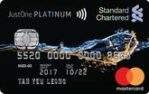 Standard Chartered JustOne Platinum Mastercard®