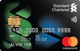 Standard Chartered Cashback Platinum Mastercard®
