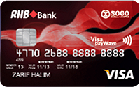 SOGO-RHB Credit Card