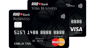 RHB Platinum Business Credit Card