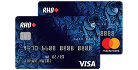 RHB Cash Back Card