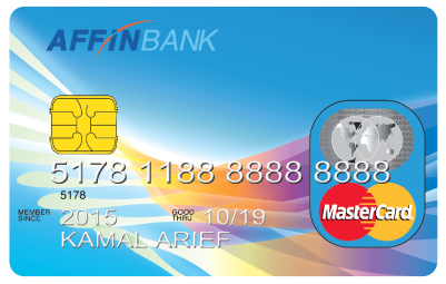 AFFINBANK MasterCard Classic