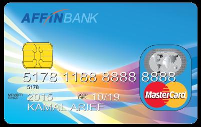 AFFINBANK MasterCard Basic