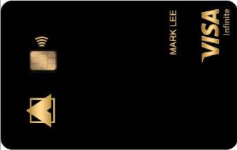 Alliance Visa Infinite Card