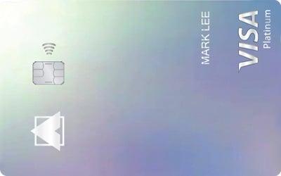 Alliance Bank Visa Platinum Card
