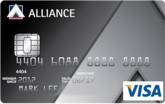 Alliance Bank Visa Classic Card