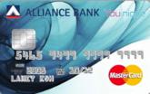 Alliance Bank You:nique Rebates Credit Card