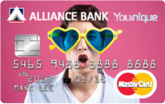 Alliance Bank You:nique Rates Credit Card