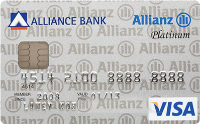 Allianz Insurance Visa Platinum Card