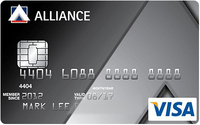 Alliance Visa Basic Card