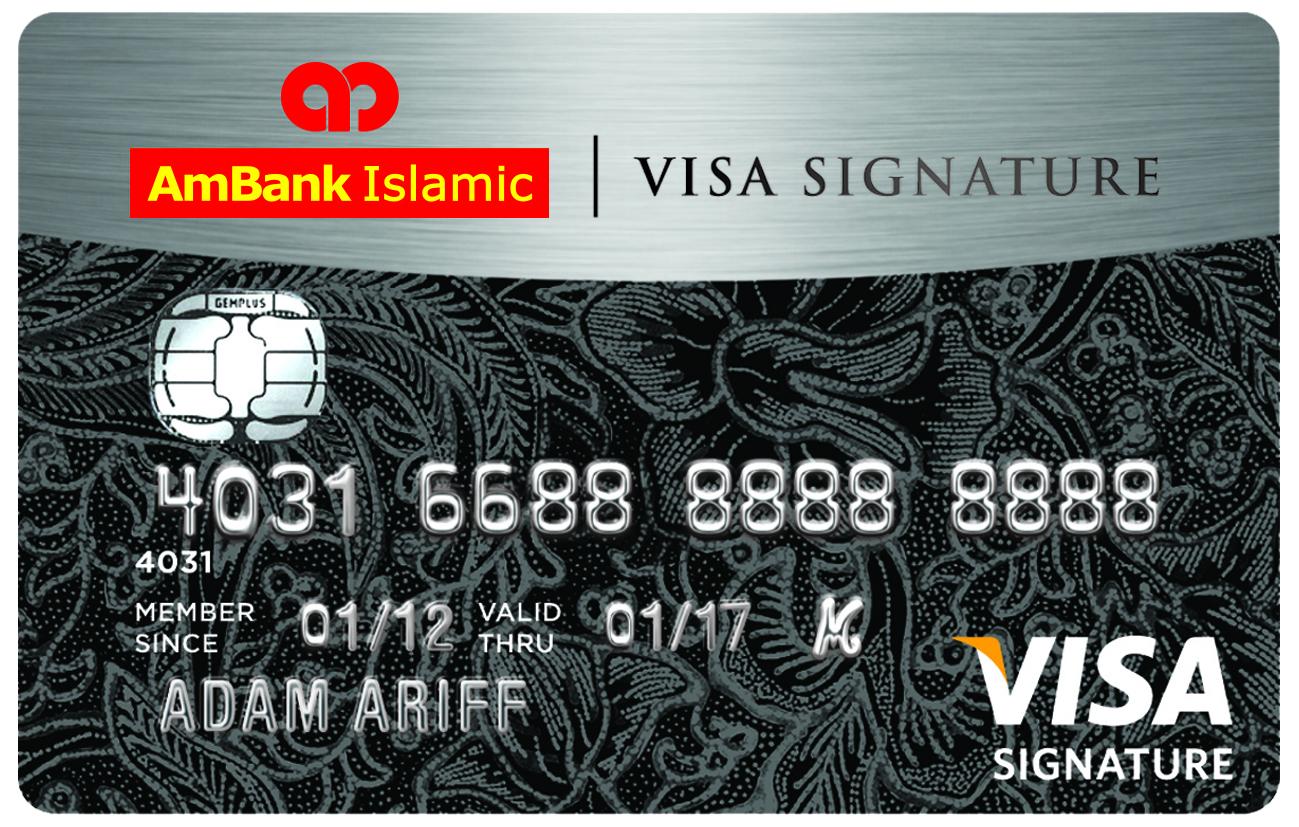 AmBank Visa Signature