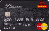 AmBank Platinum MasterCard