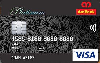 AmBank Visa Platinum