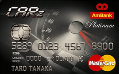AmBank CARz Platinum MasterCard