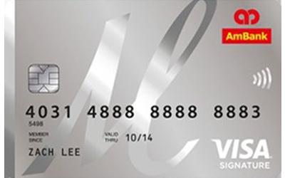 AmBank M-Signature Visa
