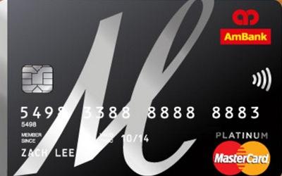 AmBank M-Platinum MasterCard