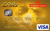 AmBank Islamic CARz Gold Visa-i