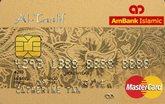 AmBank Islamic Card Al-Taslif MasterCard Gold Card-i