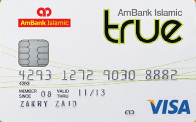AmBank Islamic True Visa Card-i