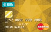 BSN Gold MasterCard