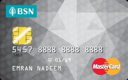 BSN Classic MasterCard