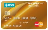 BSN-1Teachers MasterCard Gold