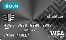 BSN Visa Platinum Credit Card-i