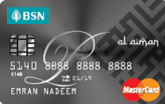 BSN MasterCard Platinum Credit Card-i