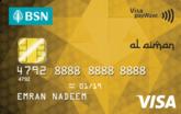 BSN Gold Visa Credit Card-i