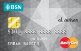 BSN Classic MasterCard Credit Card-i
