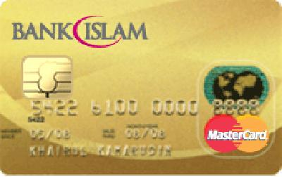 Bank Islam Gold MasterCard-i