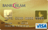 Bank Islam Gold Visa Card-i