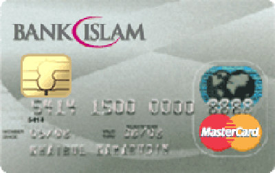 Bank Islam Classic Visa Card-i