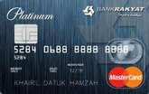 Bank Rakyat Platinum Credit Card-i