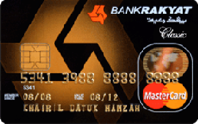 Bank Rakyat Classic Credit Card-i