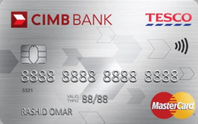 CIMB Tesco Platinum MasterCard