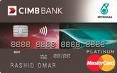 CIMB Petronas MasterCard