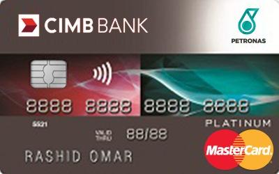 CIMB Petronas Platinum Credit Card