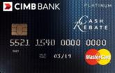 CIMB Cash Rebate Platinum Credit Card