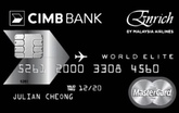 CIMB Enrich World Elite MasterCard